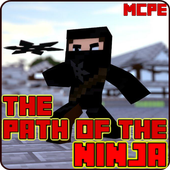 The Path of the Ninja Map for MCPE icon