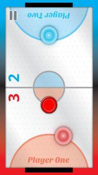Air Hockey Puck Deluxe Free apk screenshot