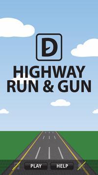Highway Run And Gun Free screenshot 2