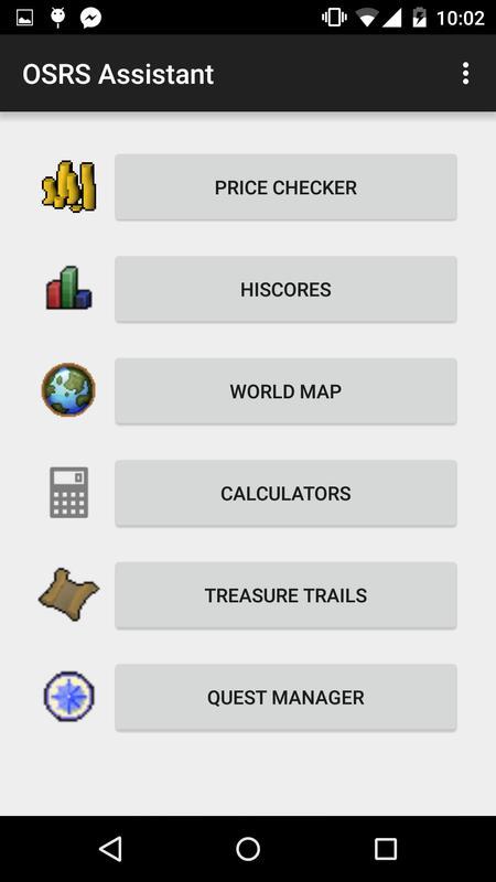 Oldschool runescape assistant descarga apk gratis herramientas oldschool runescape assistant poster gumiabroncs Image collections