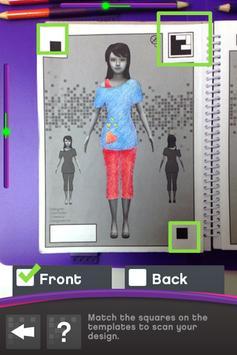 crayola virtual fashion show apk download free entertainment app