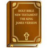 Holy Bible. New Testament. The King James Version icon