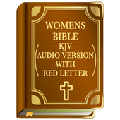 Womens Bible (KJV Audio Version with Red Letter) icon
