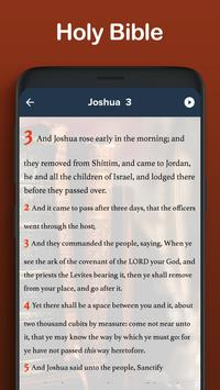 Womens Bible (KJV Audio Version with Red Letter) screenshot 4
