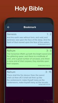 Womens Bible (KJV Audio Version with Red Letter) screenshot 6