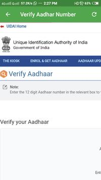 Aadhar Card Print screenshot 2
