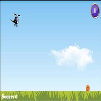 Crazy angelo  flay helicopter apk screenshot