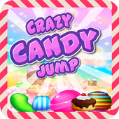 Crazy Candy Jump icon