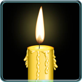 Candle Flame Live Wallpaper icon