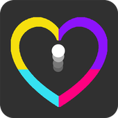 Crazy Color Switcher 3D icon