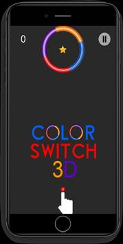 Crazy Color Switcher 3D poster