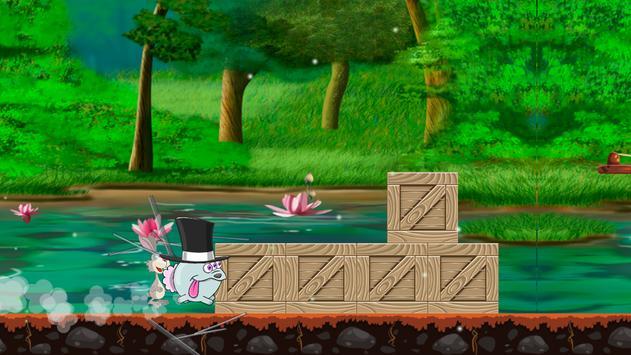 Crazy Alien Rabbit screenshot 7