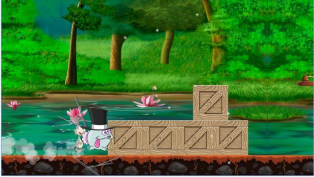 Crazy Alien Rabbit screenshot 8