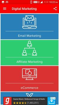 Learn SEO, SMO, PPC and DigiTal MarKeting screenshot 7