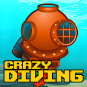 Crazy Diving icon