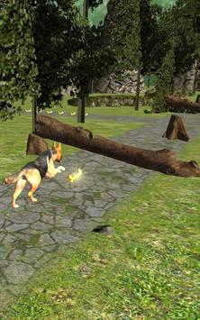 Dog Run Adventure Stunt Racing Simulator 3D 2017 screenshot 5