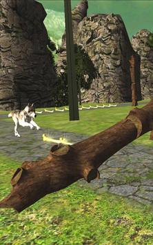 Dog Run Adventure Stunt Racing Simulator 3D 2017 screenshot 25