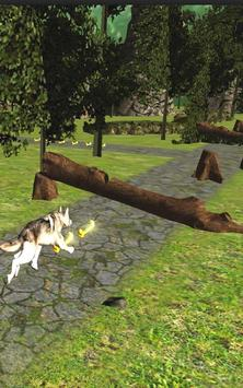 Dog Run Adventure Stunt Racing Simulator 3D 2017 screenshot 2