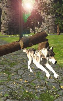 Dog Run Adventure Stunt Racing Simulator 3D 2017 screenshot 30