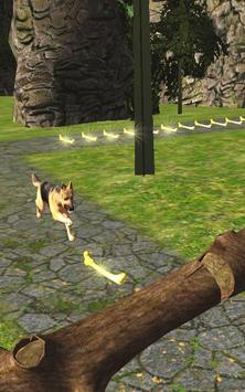 Dog Run Adventure Stunt Racing Simulator 3D 2017 screenshot 3