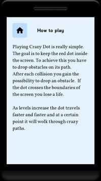 Crazy Dot screenshot 1