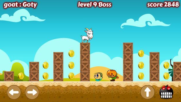 Crazy Goat Run apk screenshot