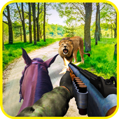 Horse Rider Extreme Hunting icon