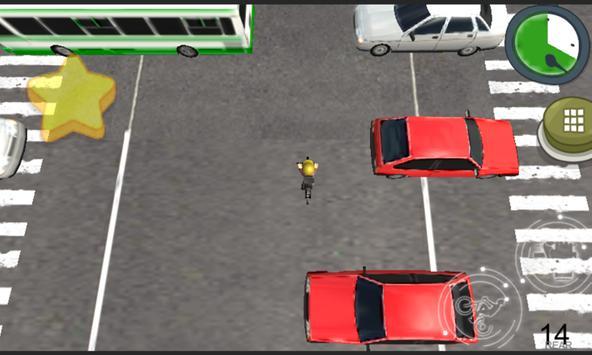 Kids Bicycle Rider:School Time apk screenshot