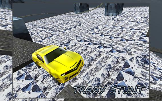 Crazy Stunt Car 2017 apk screenshot