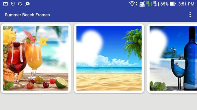 Summer Beach Frames for Android - APK Download