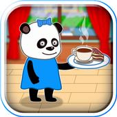 Panda's Pepa Cafe icon