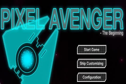 Pixel Avenger poster