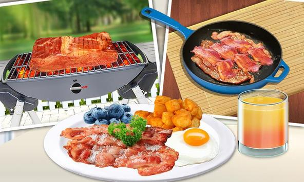 Breakfast - Bacon & Egg Maker poster