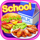 School Lunch Food Maker! icon