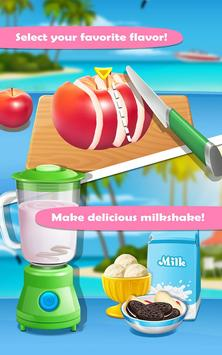 Mini ME Milkshake Maker apk screenshot