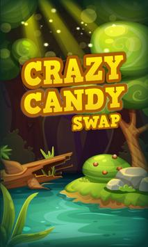 Crazy Candy Swap poster