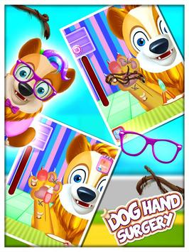 Animal Hand Surgery poster