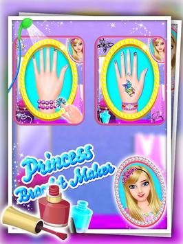 Princess Bracelet Maker screenshot 4