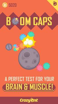 Boom!Caps poster