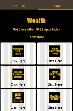 Wealth Mindset screenshot 6
