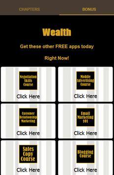 Wealth Mindset screenshot 13