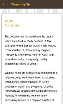 Wealth Mindset screenshot 11