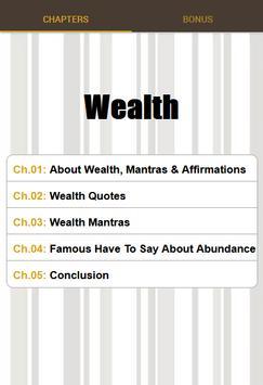 Wealth Mindset screenshot 12
