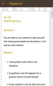 Wealth Mindset screenshot 2