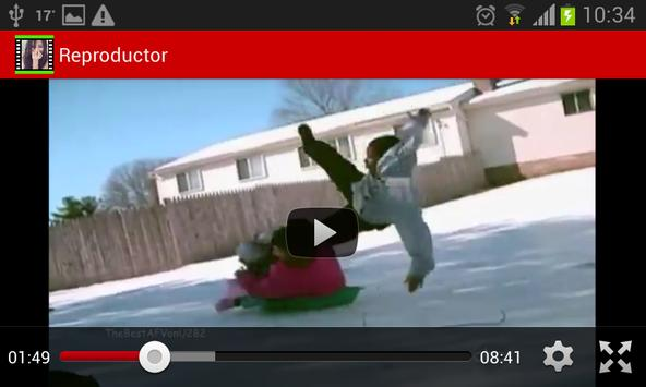 Funny videos Free apk screenshot