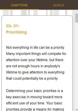 Productive Lifestyle screenshot 2