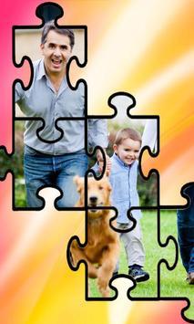 Puzzle Photo Frame Editor screenshot 3