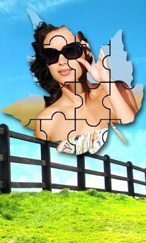 Puzzle Photo Frame Editor poster