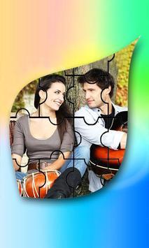 Puzzle Photo Frame Editor screenshot 1