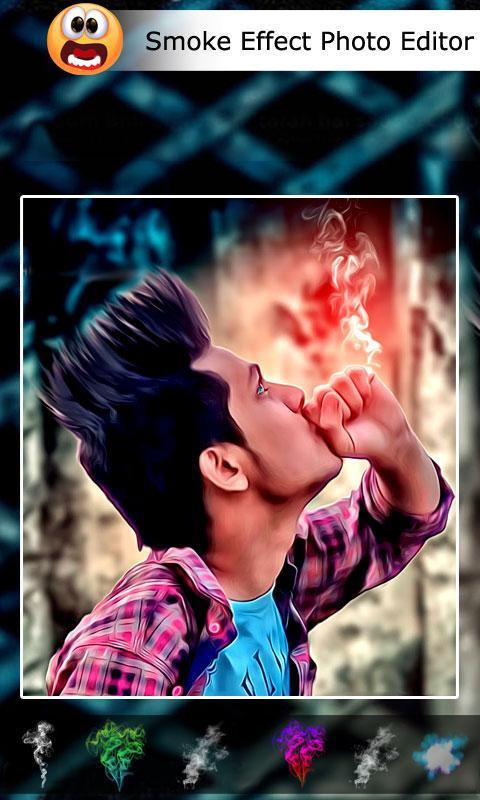 Smoke Effect Photo Editor for Android - APK Download